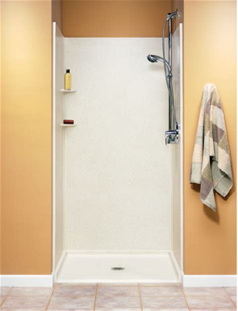 Fiberglass Bathroom Showers Fiberglass Showers Are Inexpensive And Low On Maintenance Bath Decors