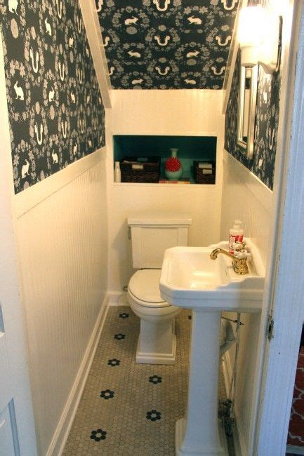 under stairs bathroom pin by joann floyd on project basement bath pinterest