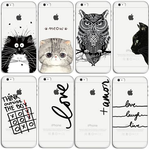 Stylish Leather Back Cover Untuk Iphone 6 6s Plus Limited 51 best cat themed housewares images on