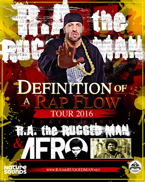 rugged definition of a rap flow peep r a the rugged and a f r o s tour dates