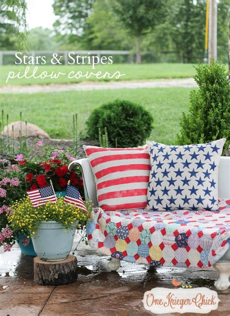stars and stripes home decor stars stripes pillows home decor contributor sugar