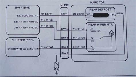 jeep soundbar wiring diagram wiring diagram and schematics