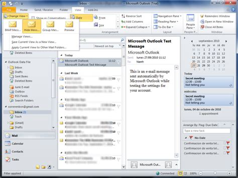Microsoft Office With Outlook Microsoft Outlook