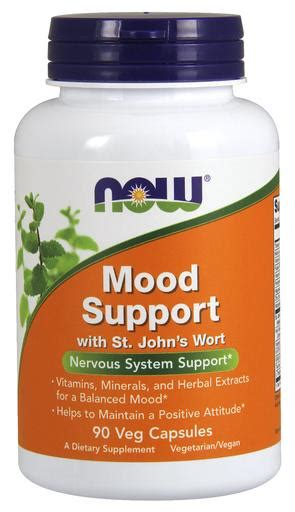Murah Now Foods Mood Support 90 Veggie Caps now foods mood support 90 vcaps