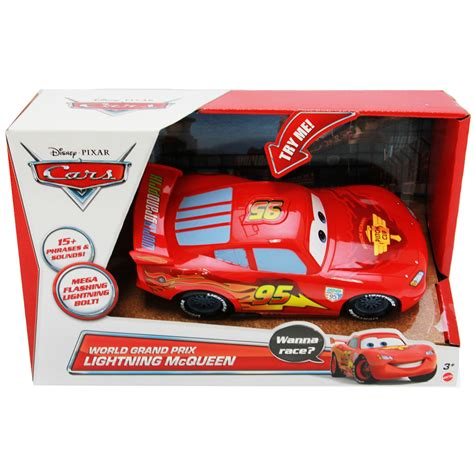 Lighting Mcqueen Toys by Disney Cars Toys Lights And Sounds Lightning Mcqueen At
