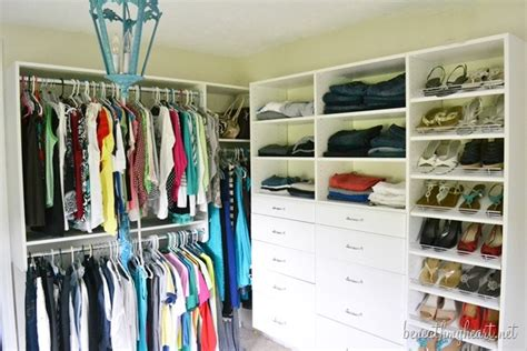 closet makeovers master closet reveal beneath my heart