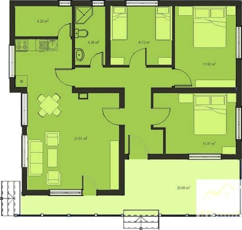 3 bedroom house blueprints new small 3 bedroom house plans with newly built 3 bedroom