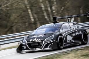 Peugeot T16 Sebastien Loeb Stunned By The Peugeot 208 T16 Pikes Peak