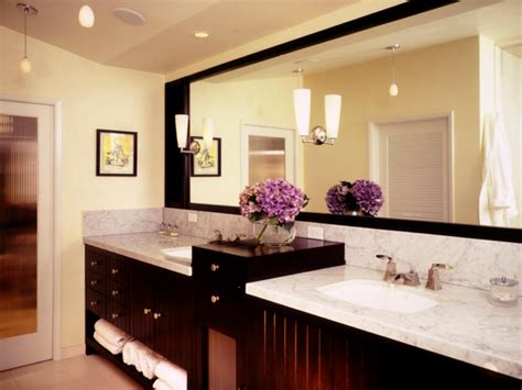 Bathroom Ideas by Designing Bathroom Lighting Hgtv