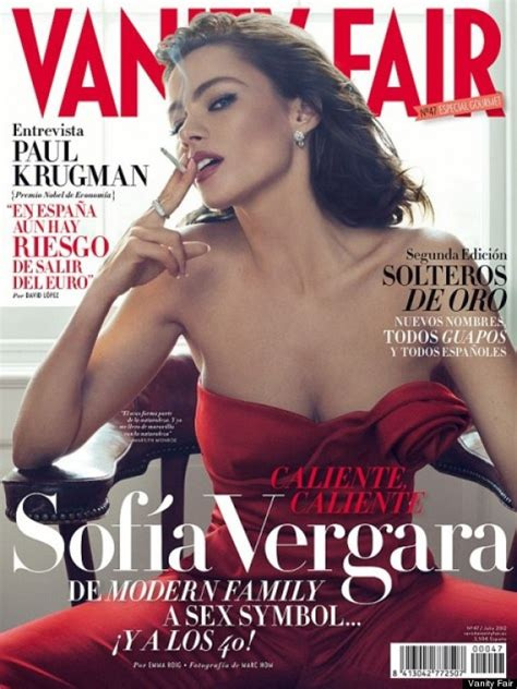 How Much Is Vanity Fair Magazine by Sofia Vergara Wears Corset For