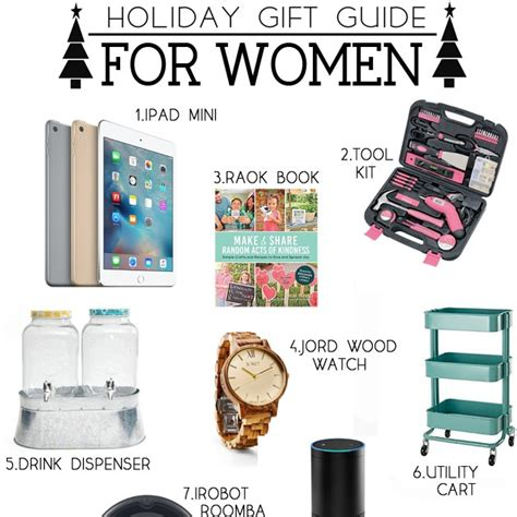 gift guide for women holiday gift guide for women eighteen25