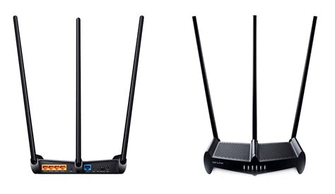 Tplink Tl Wr941hp 450mbps High Power Wireless N Router Diskon 2017 tp link tl wr941hp 450mbps high power wireless n router