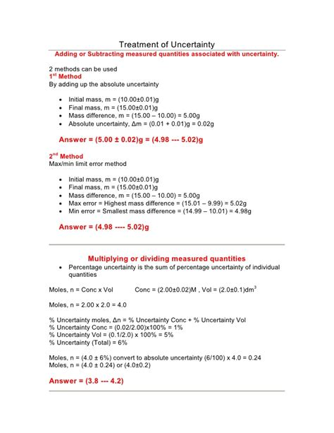 Accuracy Vs Precision Worksheet Answers by Precision And Accuracy Worksheet Abitlikethis