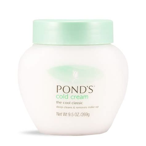 Ponds Detox Ingredients by Ponds Classic Cold Beautylish