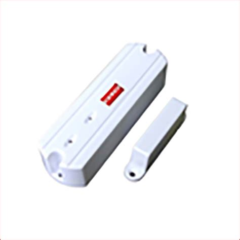 Wired Magnetic Contatc For Wooden Door wired detector d3d security