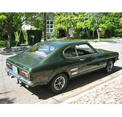 1971 Mercury Capri  Information And Photos MOMENTcar