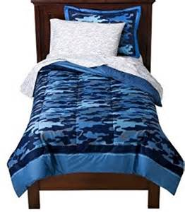 blue camouflage bedding blue camouflage boys twin comforter set 5 piece bed in a