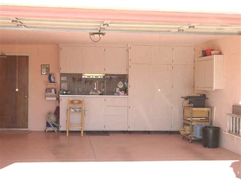 Garage Workbench With Cabinets by Garage Cabinets Garage Cabinets Workbench