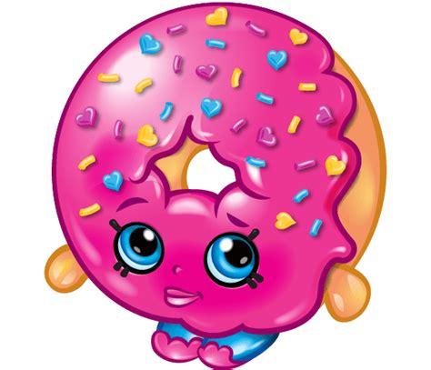 Shopkins Dlish Donut shopkins characters season 1 box chest