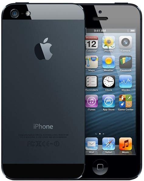 Iphone 5 16gb 1 bilder apple iphone 5 16gb schwarz standardansicht