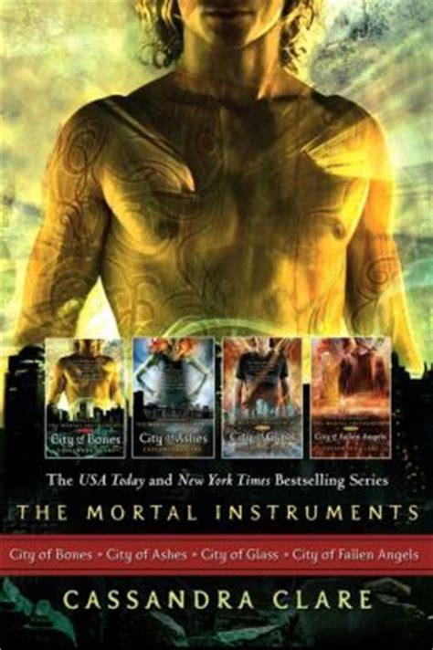 city of fallen angels the mortal instruments series 4 the mortal instruments 4 books city of bones city of