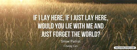 by snow patrol chasing cars lyrics chasing cars by snow patrol song lyrics photo 34570591
