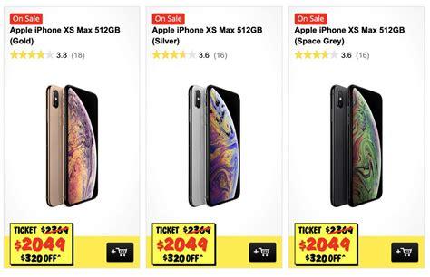 jb  fi slashes  price   iphone xs max gb tech guide