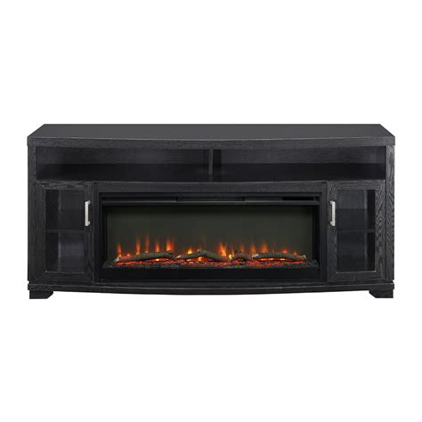muskoka mtvs4242se durant electric fireplace media mantel