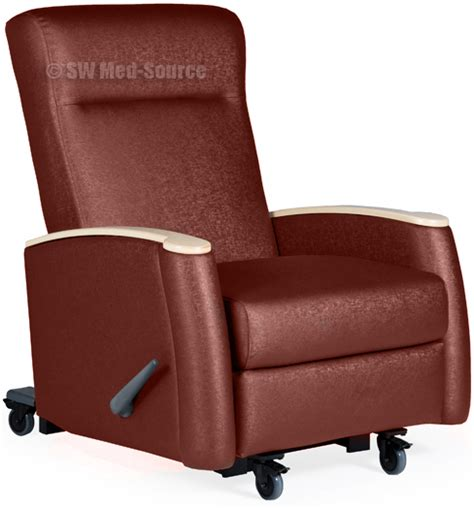 medicine chairs recliners hospital recliners sw med source