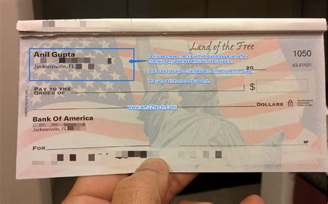 Address Check Order New Checks On Address Change In Usa Am22 Tech