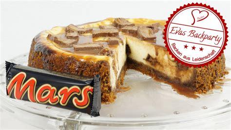 mars kuchen leckerer mars cheesecake k 228 sekuchen mit marsriegel