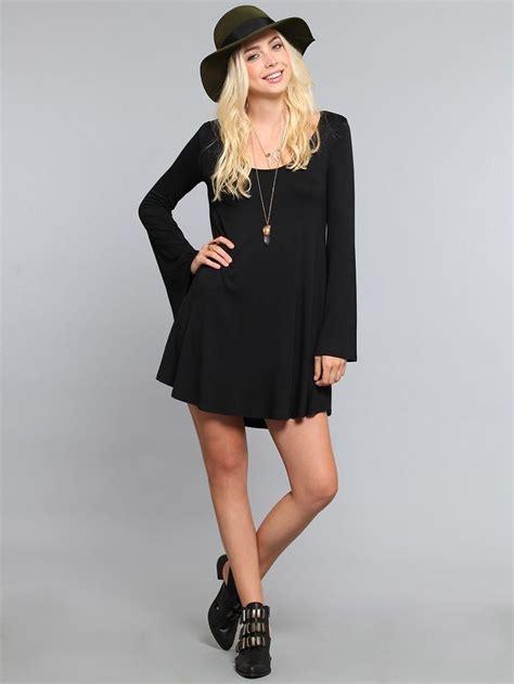 Sabrina Bell Sleeve Top sabrina bell sleeve dress black warrior