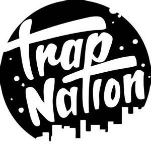 trap nation stickers redbubble