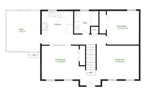 Small Ranch House Floor Plans by California Ranch Style Homes Small Ranch Style Home Floor