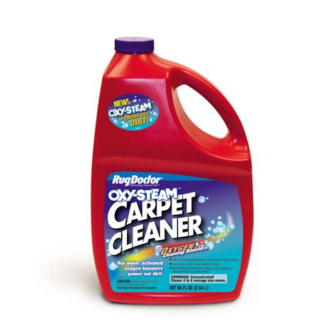 Lowes Rug Doctor by Shop Rug Doctor 96 Oz Oxy Steam Carpet Cleaner At Lowes