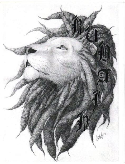 lion with dreads tattoo 17 best images about of on