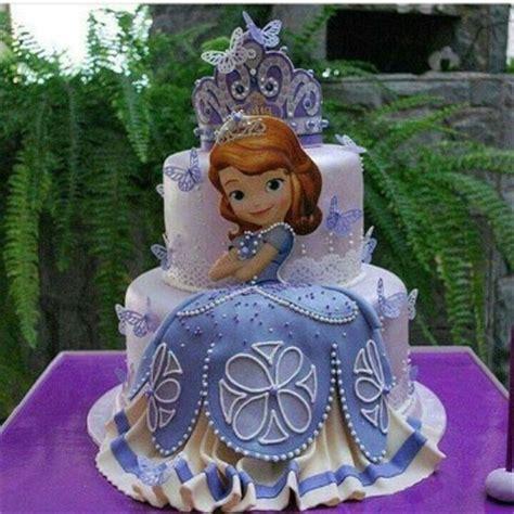 imagenes para decorar cumpleaños de la princesa sofia imagenes de pasteles de la princesita sofia bonitos dise 241 os