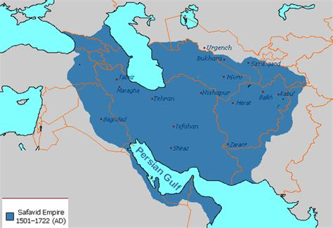 persian ottoman wars how even was the balance of power between safavid empire
