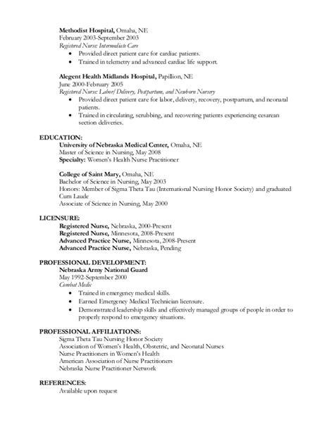 Best Registered Resume by Phenomenal Nursing Resume Template 16 Best Registered
