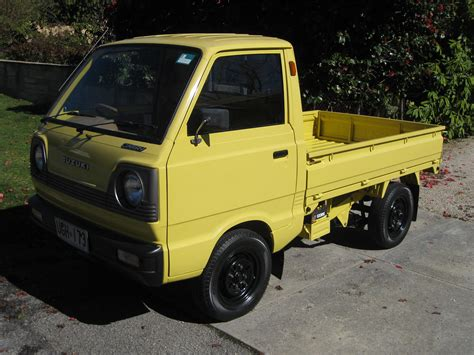 Suzuki Carry Cer 1984 Suzuki Carry Ute St90k Collectable Classic Cars