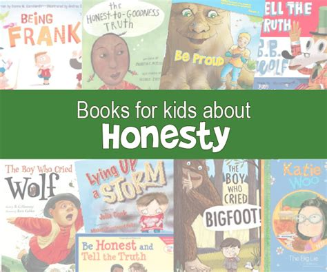 method being honest with your children books picture books about honesty for talking with trees