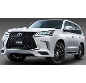 Lexus LX 570 Superior Body Kit Available In Japan With TRD