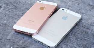 Image result for iPhone SE vs 5S iPhone X. Size: 313 x 160. Source: pc-tablet.com