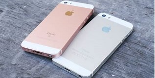 Image result for iPhone 5S vs SE 2016. Size: 317 x 160. Source: pc-tablet.com