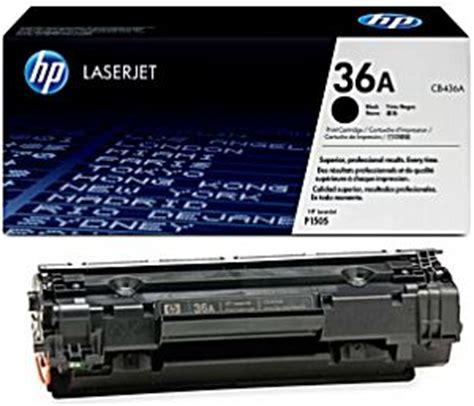 Toner Hp Laserjet 36a Original Black toner hp laserjet 36a cb436a black original jual toner dan tinta printer harga murah jual