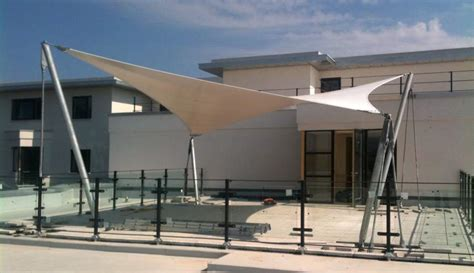 Cer Awning Material by Residential Premises Entrance Canopies Walkways Clovis