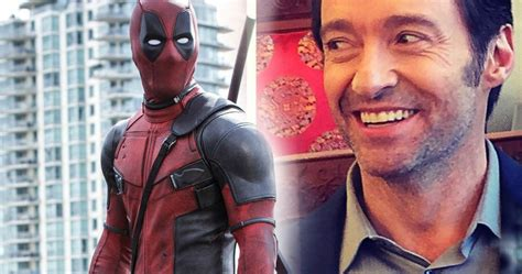 hugh jackman deadpool deadpool 2 writers open to hugh jackman cameo