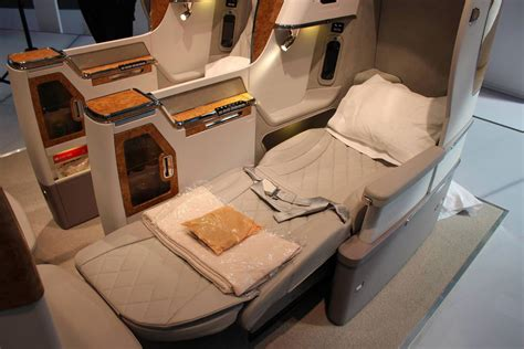 airways business class seats pictures emirates reveals new boeing 777 business class seat