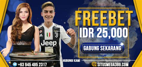 mega freebet gratis rp   deposit bet gratis