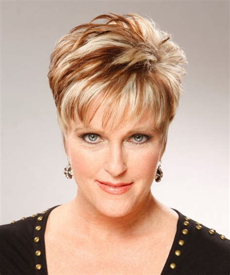 highlights for women after 60 trendy short hairstyles for women over 40